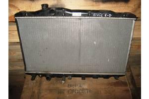 б/у Радиатор Honda Civic