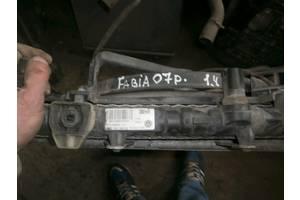 б/у Радиаторы Skoda Fabia
