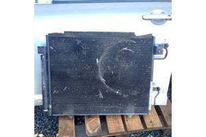 б/у Радиатор кондиционера Mitsubishi Pajero Wagon
