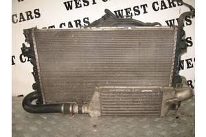 б/у Радиатор интеркуллера Opel Combo груз.