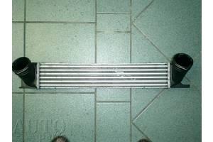 б/у Радиатор интеркуллера BMW X1