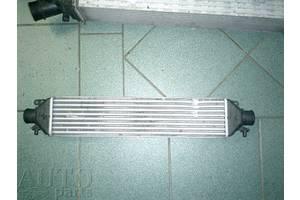 б/у Радиатор интеркуллера Fiat Doblo