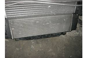 б/у Радиатор интеркуллера Mercedes Sprinter