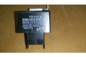 б/у Реле и датчики Toyota Land Cruiser 200