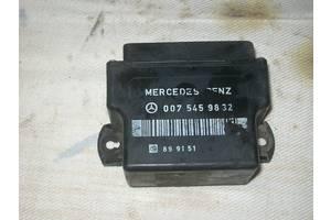 б/у Блоки управления зажиганием Mercedes E-Class