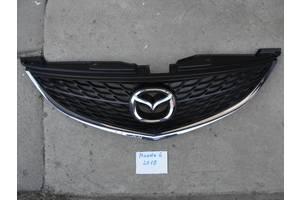 б/у Решётка бампера Mazda 6