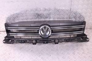 б/у Решётка бампера Volkswagen Tiguan