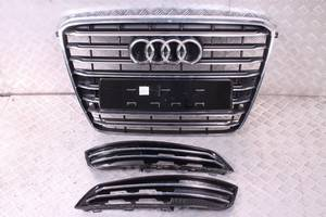 б/у Решётки бампера Audi A8