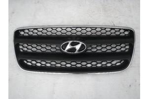 б/у Решётки радиатора Hyundai Santa FE