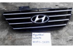 б/у Решётки радиатора Hyundai Sonata