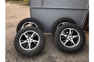 б/у Диск с шиной Toyota Highlander