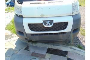 б/у Бамперы передние Peugeot Boxer груз.