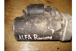 б/у Стартеры/бендиксы/щетки Alfa Romeo 146