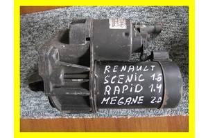 б/у Стартеры/бендиксы/щетки Renault Scenic