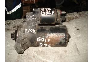 б/у Стартеры/бендиксы/щетки Volkswagen Golf IV