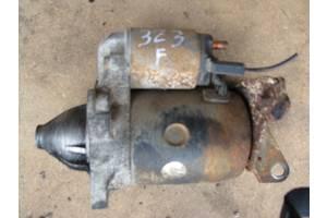 б/у Стартер/бендикс/щетки Mazda 323F