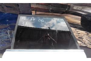 б/у Стекла двери Audi A4