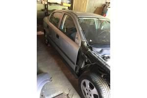 б/у Стекло двери Opel Astra G