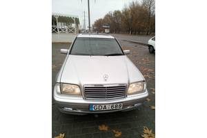 б/у Стекла лобовые/ветровые Mercedes C 200