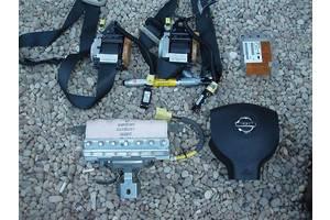 б/у Системы безопасности комплекты Nissan TIIDA