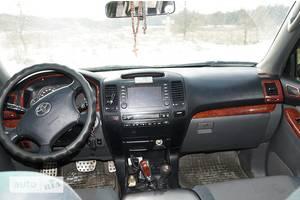б/у Системы безопасности комплекты Toyota Land Cruiser Prado 120