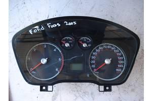б/у Панели приборов/спидометры/тахографы/топографы Ford Focus