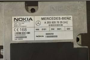 б/у Антенны/усилители Mercedes E-Class
