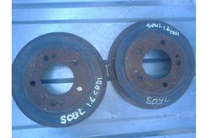 б/у Тормозные барабаны Kia Soul