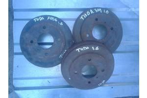 б/у Тормозные барабаны Nissan TIIDA
