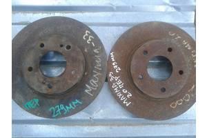 б/у Тормозные диски Nissan Maxima