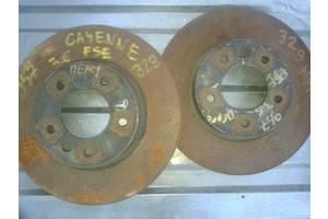б/у Тормозные диски Porsche Cayenne
