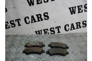 б/у Тормозные колодки комплект Peugeot Partner груз.