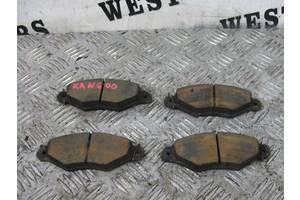 б/у Тормозные колодки комплект Renault Kangoo
