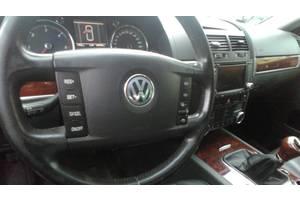 б/у Торпедо/накладка Volkswagen Touareg