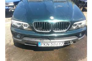 б/у Трос капота BMW X5