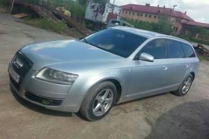 б/у Тяги реактивные Audi A6