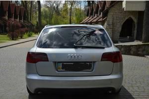 б/у Уплотнитель крышки багажника Audi A6