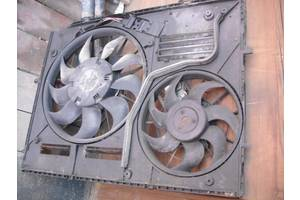 б/у Вентилятор осн радиатора Porsche Cayenne