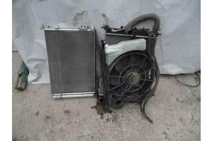 б/у Вентилятор осн радиатора Hyundai Accent