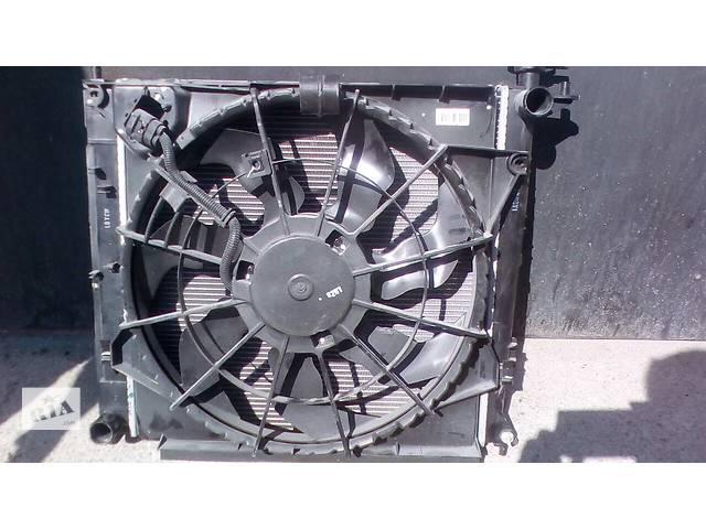 продам Б/у вентилятор осн радиатора для Hyundai IX35 бу в Одессе