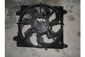 б/у Вентиляторы осн радиатора Hyundai Santa FE