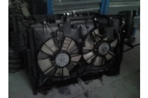 б/у Вентиляторы осн радиатора Mazda CX-7
