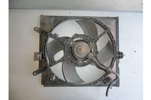 б/у Вентиляторы осн радиатора Mitsubishi Carisma