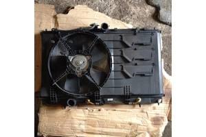 б/у Вентиляторы осн радиатора Mitsubishi Lancer