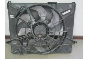 б/у Вентиляторы осн радиатора Hyundai Sonata