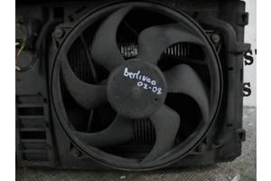 б/у Вентиляторы осн радиатора Partner груз.