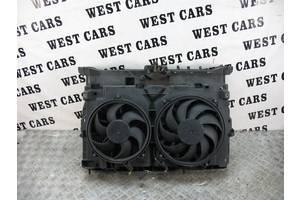 б/у Вентилятор осн радиатора Peugeot Expert груз.