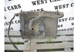 б/у Вентилятор осн радиатора Chevrolet Aveo