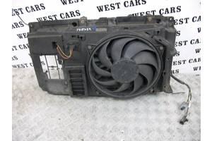 б/у Вентилятор осн радиатора Citroen Berlingo груз.