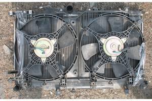 б/у Вентилятор осн радиатора Subaru Forester